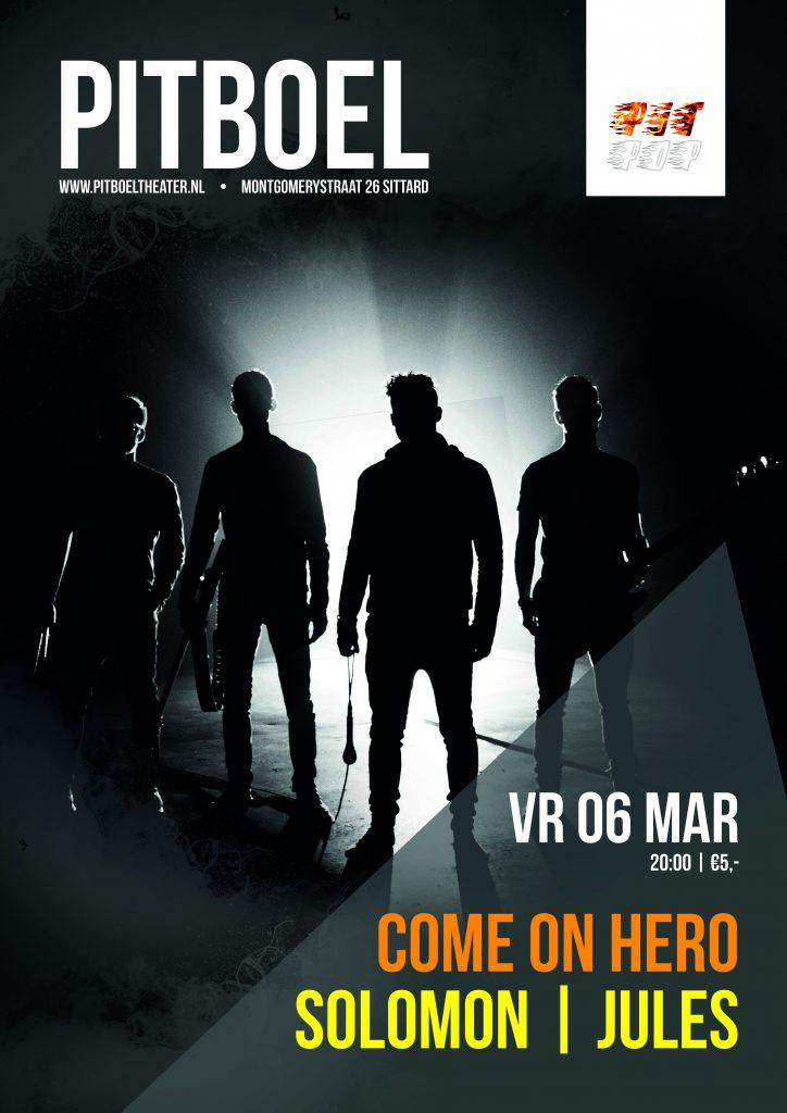 PitPop van 6 maart 2020 in Pitboel Theater