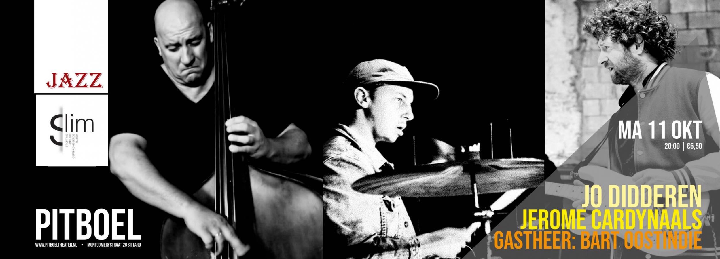 jazz in Sittard 11 oktober 2021