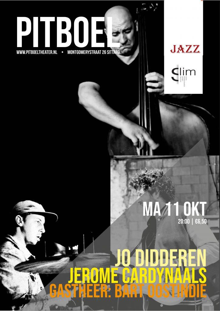 jazz in sittard 11 oktober 21