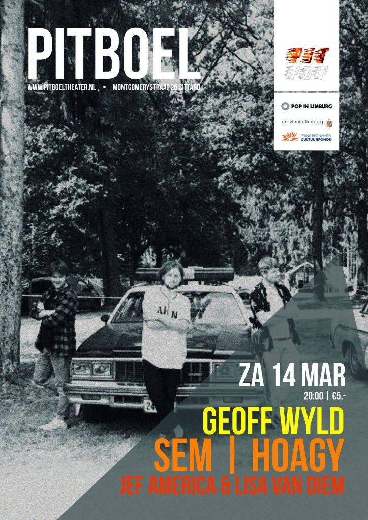 PitPop 14 maart 2020 in Pitboel Theater