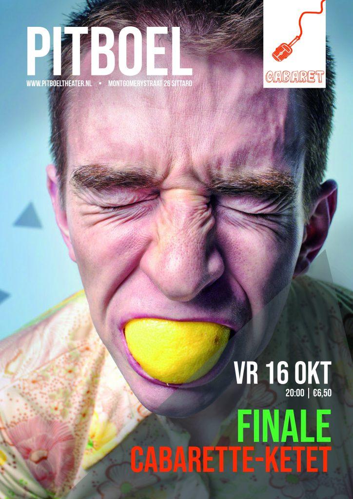 Finale Cabarette-ketet 2020. Pitboel Theater.