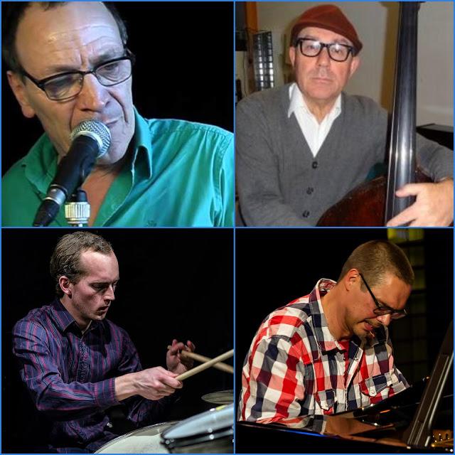 Blue Lines Trio & Han Buhrs