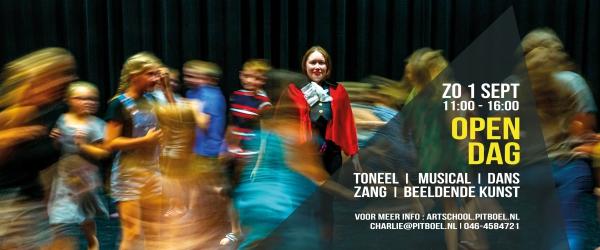 Toneelles, dansles, musicalles, zangles of beeldende kunstles volg je in Sittard-Geleen natuurlijk bij Pitboel Art School! Wij leren je performen!