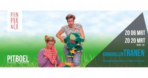Pien Puk & Co kindertheater, 6 maart 2022.