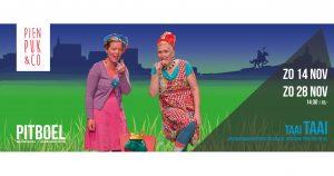 Pien, Puk & Co kindertheater voorstelling november 2021