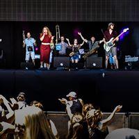 Buzzards Brew tijdens theaterpop op 11 januari 2020