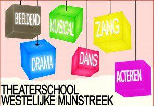 Tweede presentatie week van de lesklassen van Theaterschool Westelijke Mijnstreek