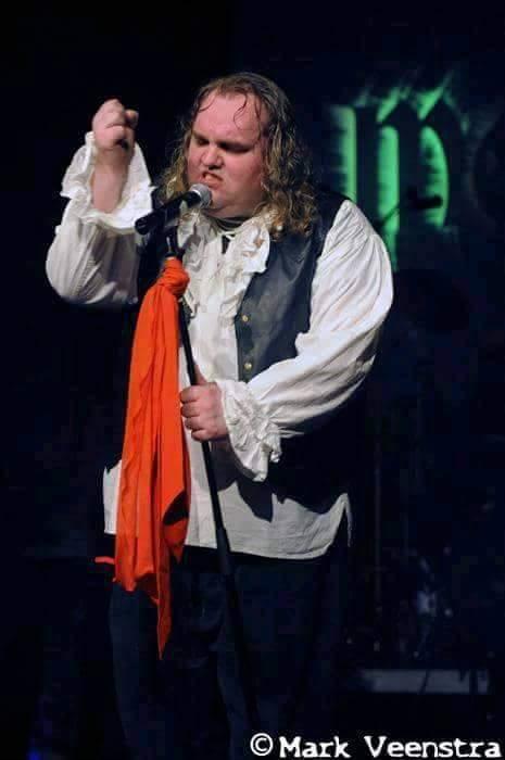 Theaterpop met deze keer, Meat Loaf unplugged
