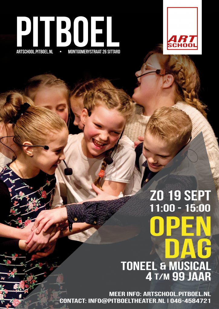 open dag pitboel art school