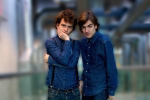 Rajko en zijn broer