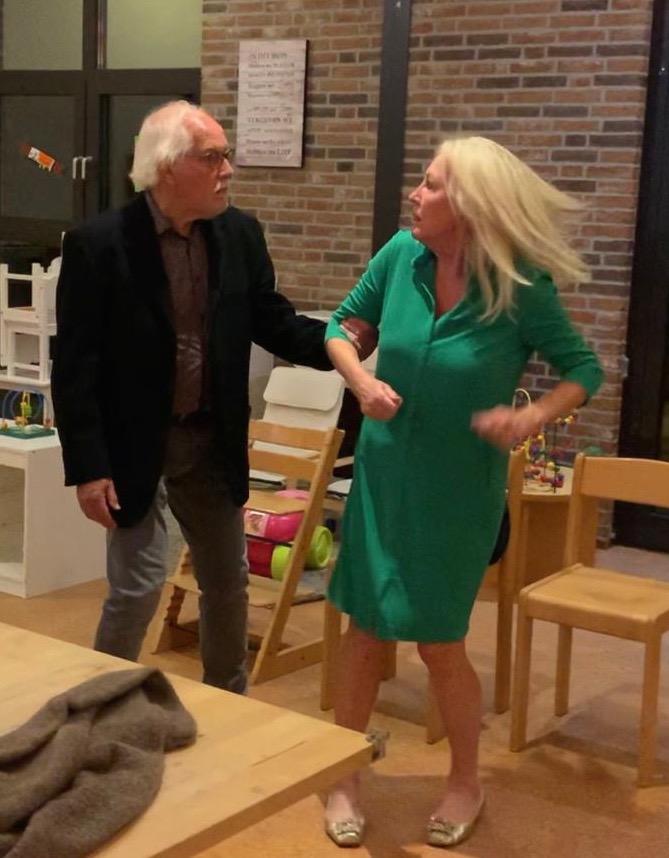 DAMES & HEREN Een ander theatergezelschap met de voorstelling Gif
