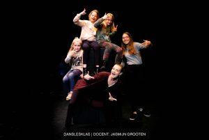 Danslesklas Pitboel Art School