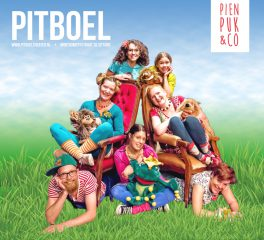 Pien Puk & Co kindertheater voorstelling.