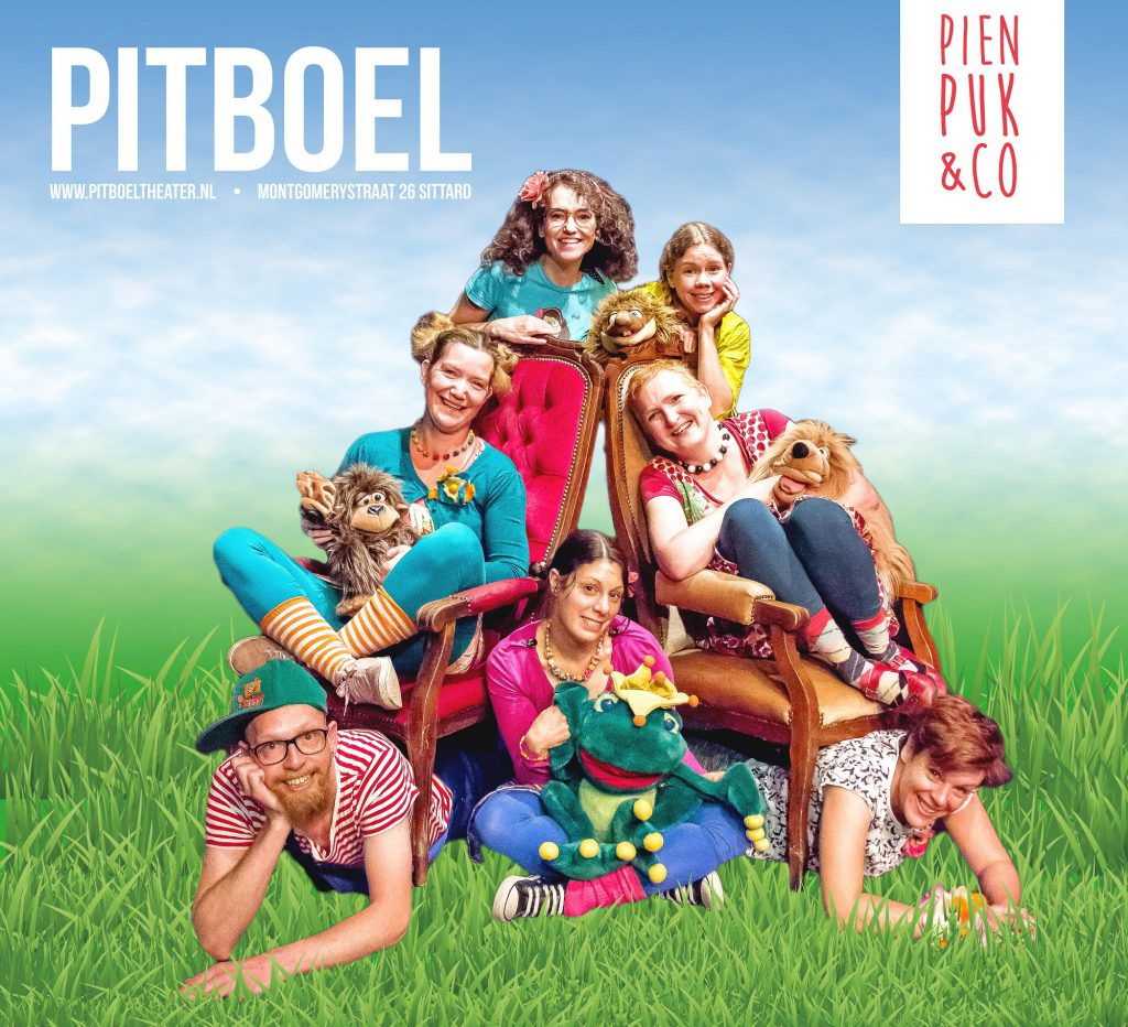 Pien, Puk & Co. Pitboel Theater