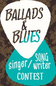 1e voorronde Ballads & Blues 2018, de singer- songwriter contest van de Westelijke Mijnstreek.