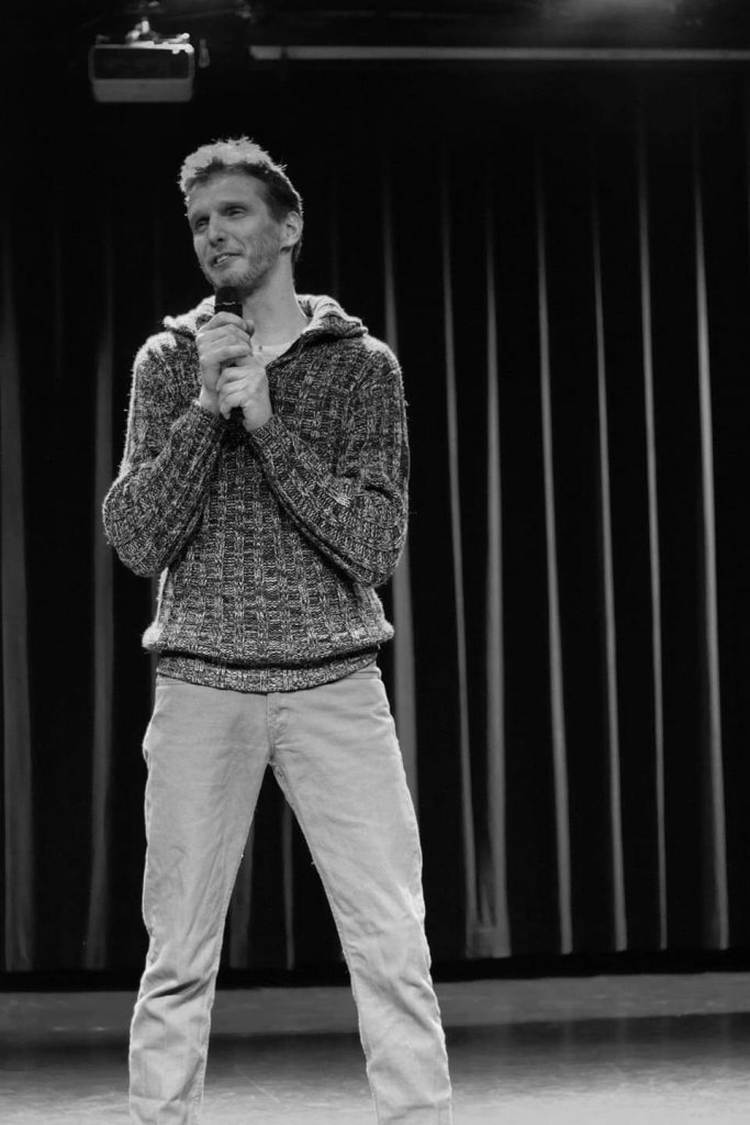 Michael Mars. Cabarette-ketet 2020. Pitboel Theater