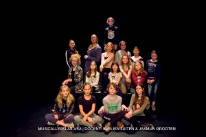 Musicallesklas 4/5A Pitboel Art School