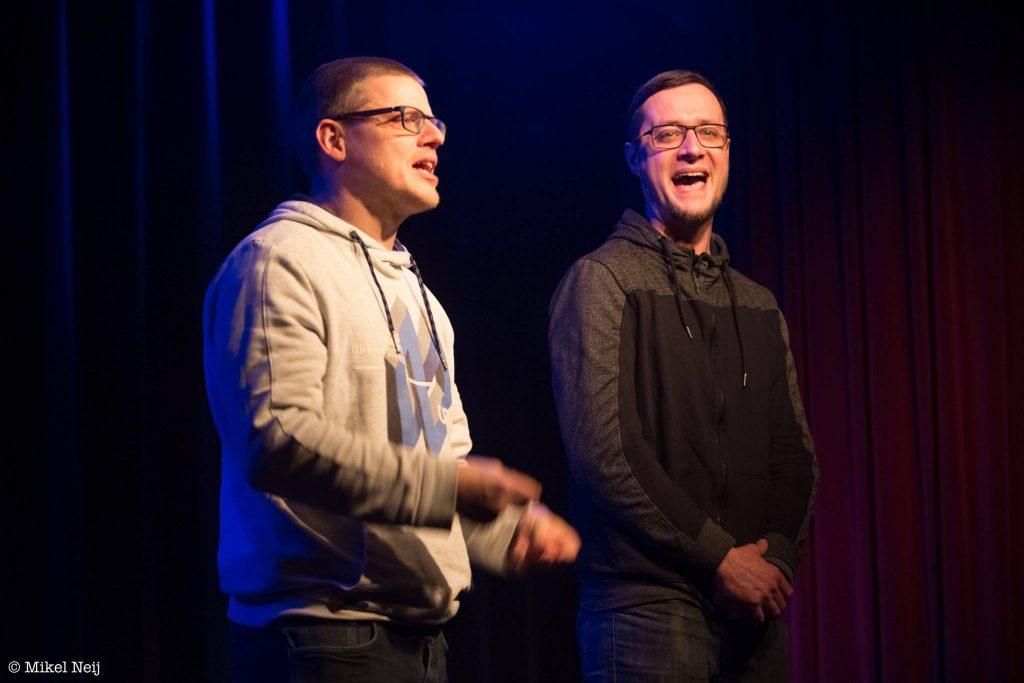Okselbroeders, humor in Sittard, 29 november 2019, Pitboel Theater