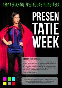 Presentatieweek Toekan Talent. Middag-groep & Avond-groep. Uitverkocht!!