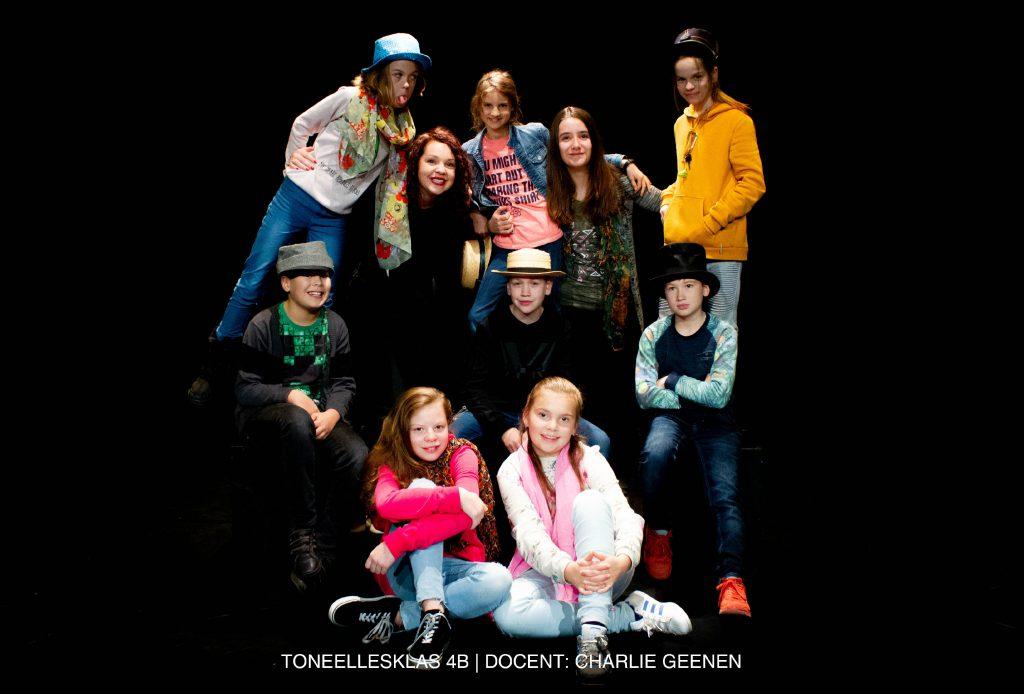 Toneellesklas 4A Pitboel Art School
