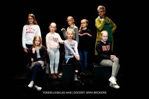 Toneellesklas 4A/B Pitboel Art School 2018-2019. Sittard-Geleen